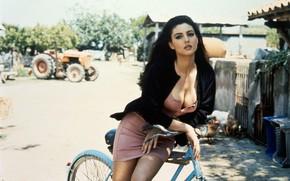 Picture Village, Actress, Monica Bellucci, Woman