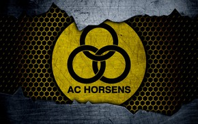 Picture wallpaper, sport, logo, football, Horsens