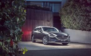 Picture Mazda 6, 2018, universal, Wagon
