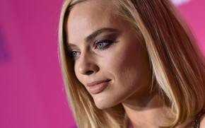 Picture look, face, portrait, actress, blonde, look, blonde, actress, Margot Robbie, Margot Robbie