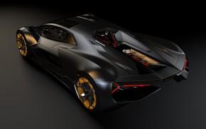 Picture Lamborghini, electric, The Third Millennium