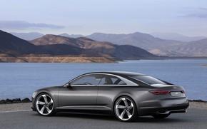 Picture Concept, Audi, coupe, Coupe, side, 2014, Prologue