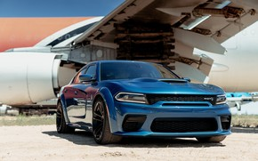 Picture Dodge, Charger, Dodge Charger, Hellcat, SRT, Widebody