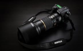 Picture lens, the camera, Pentax, Pentax K-5IIs