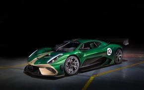 Picture supercar, 2019, Brabham, BT62