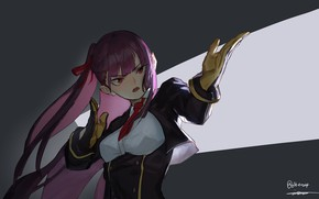 Picture girl, anger, art, stand, Girls Frontline, Girls front