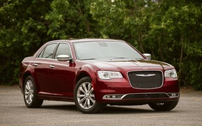 Picture Chrysler, 300, LX2, Limited AWD
