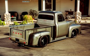 Picture Ford, Truck, F-100, Modified