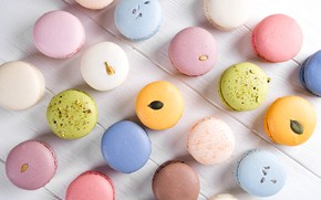Picture colorful, french, macaron, macaroon