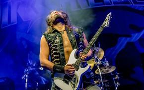 Picture Guitar, Concert, Metal, Guitar, Scene, Hard Rock, Heavy, Andrey Smirnov