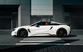 Picture Roadster, side view, 2018, AC Schnitzer, BMW i8