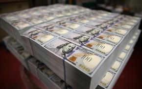 Picture money, bills, rubles