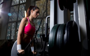 Picture look, pose, fitness, training, simulators, gym, fitness, gym, training, gym