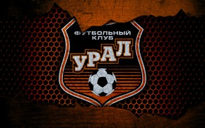 Picture wallpaper, sport, logo, football, Ural