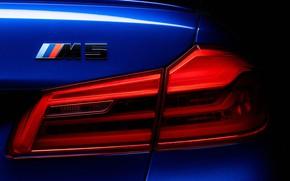 Picture headlight, 2018, BMW M5