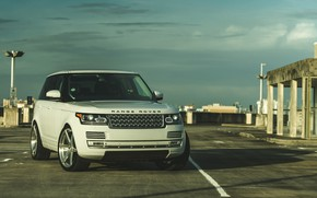 Picture Land Rover, Range Rover, Range Rover Sport, Sport
