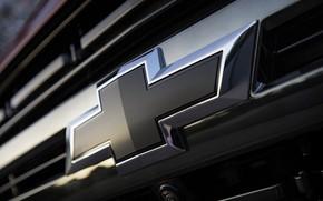 Picture Chevrolet, emblem, SUV, Tahoe, 2020