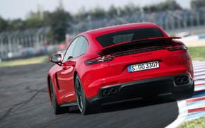 Picture Porsche, Panamera, 2018, GTS, Porsche Panamera, GTS 2018
