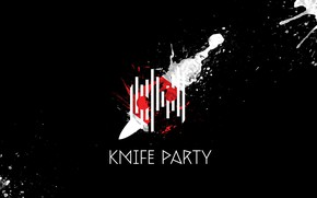 Picture Logo, Background, Logo, Knife Party, Knife, Big Beat, Rob Swire, EarStorm, Gareth McGrillen, The Swire, …