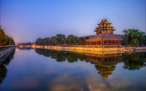 Picture China, Beijing, Forbidden city, The Palace complex