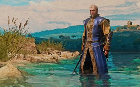 Picture The Witcher, The Witcher 3, Wild Hunt, CD project
