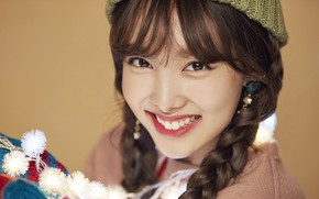 Picture Girl, Music, Kpop, Twice, Nayeon, Merry and Happy