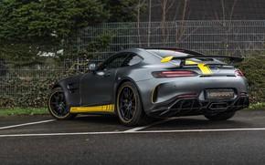 Picture Mercedes-Benz, rear view, AMG, Manhart, GT R, C190, 2019