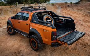 Picture Chevrolet, body, pickup, 4x4, Colorado, Z71, 2016, Xtreme Concept