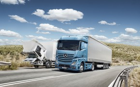 Picture Germany, Truck, Mercedes-Benz Actros