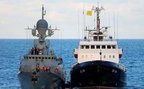 Picture ship, rocket, service, small, Orekhovo-Zuyevo