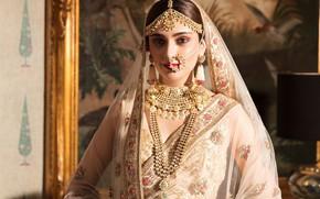 Picture girl, fashion, eyes, smile, beautiful, figure, model, lips, face, hair, pose, indian, makeup, saree, sari, …