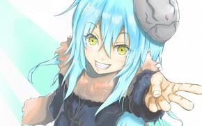Picture look, art, Diablo, That Time I Got Reincarnated as a Slime, Tensei Shitara Slime datta …