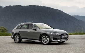 Picture Audi, universal, 2019, mountains in the background, A4 Allroad Quattro