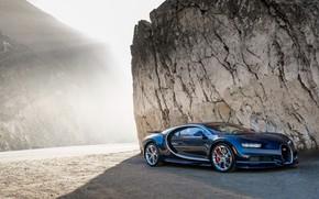 Picture hypercar, Super Car, Bugatti Chiron, sport coupe