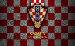 Picture wallpaper, sport, logo, football, Croatia, National team