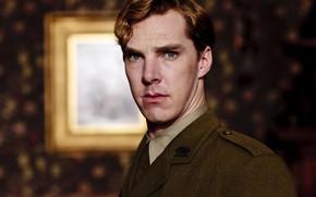 Picture Benedict Cumberbatch, Benedict Cumberbatch, British actor, Parade's End