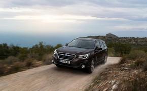 Picture Subaru, 2018, universal, Outback