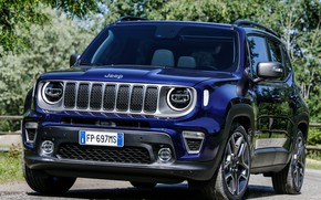 Picture 2018, Jeep, Limited, Renegade
