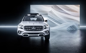 Picture Concept, Mercedes-Benz, 2019, GLB