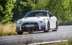 Picture Nissan, GT-R, R35, Nismo, 2019