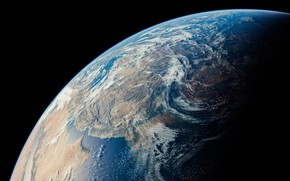 Picture planet, The universe, Earth