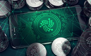 Picture logo, logo, coins, coins, cryptocurrency, iota, tention, iota
