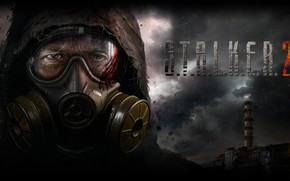 Picture Gas mask, S. T. A. L. K. E. R. 2, S. T. A. L. K. …