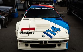 Picture Sports car, BMW M1, Procar Championship
