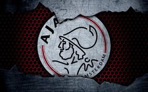 Picture wallpaper, sport, logo, football, Ajax