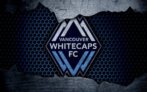 Picture wallpaper, sport, logo, football, Vancouver Whitecaps