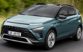Picture cars, new car, 2022, hyundai models, bayon, hyundai bayon, hyundai motors, bayon car