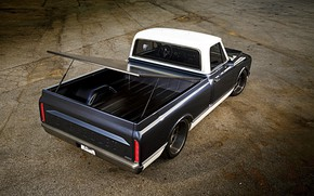 Picture Chevrolet, Tuning, Truck, C10, Bodywork