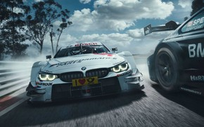 Picture Race, Cars, Speed, Bmw, DTM