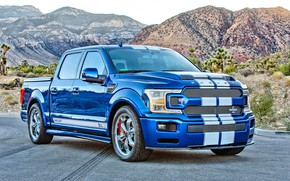 Picture Ford, Shelby, 2018, F-150, Super Snake, Shelby F-150 Super Snake 2018